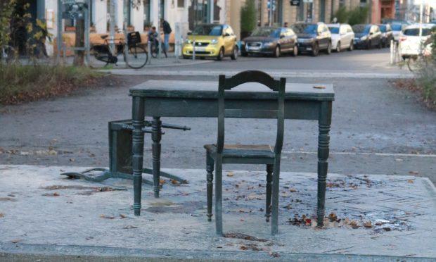 Umkämpfte Erinnerungen - Vernissage @ August Bebel Institut, Berlin | Berlin | Berlin | Deutschland